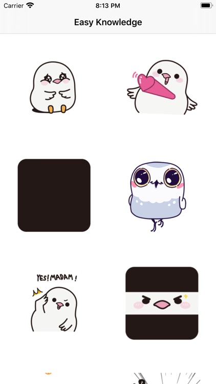 Easy Knowledge - Emoji
