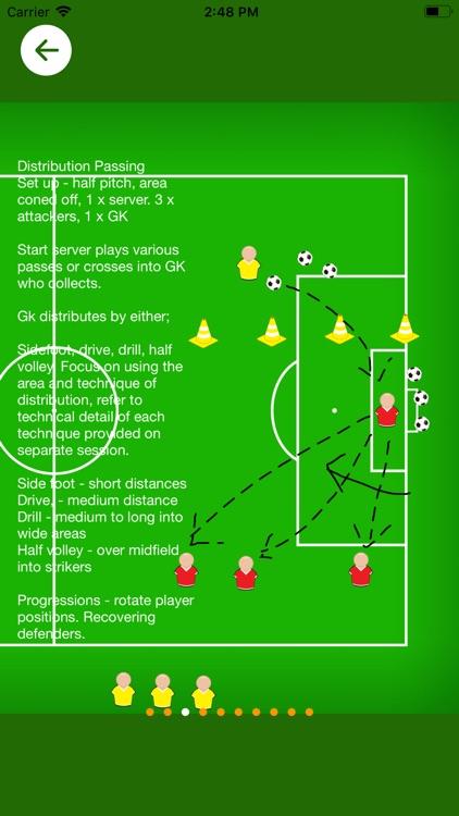 Goal Keeping Coaching Sessions screenshot-4