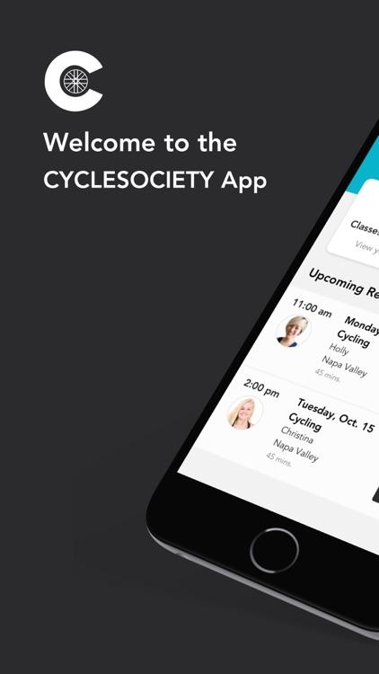CYCLESOCIETY Indoor Cycling