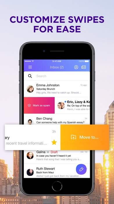 download Yahoo Mail - Organized Email apps 7