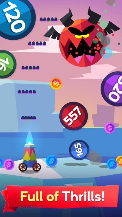 Color Ball Blast-Cannon Bomber screenshot-0