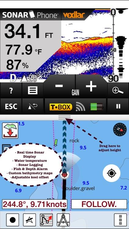 Marine Navigation  UK  Ireland screenshot-7