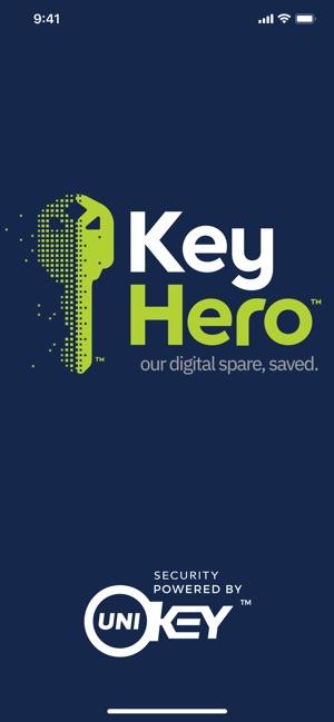 KeyHero on the App Store