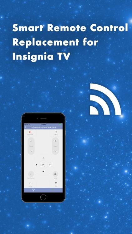 Smart Remote for Insignia TV