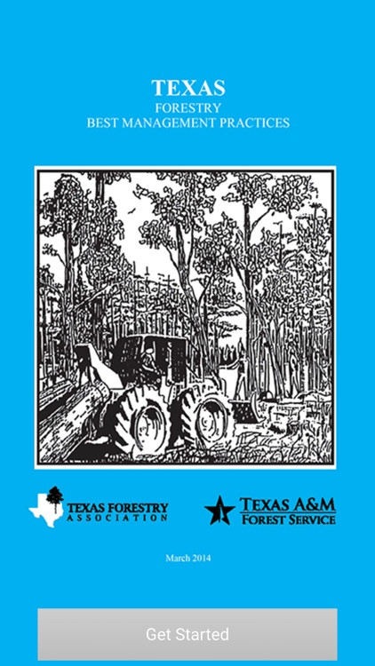 Texas Forestry BMPs