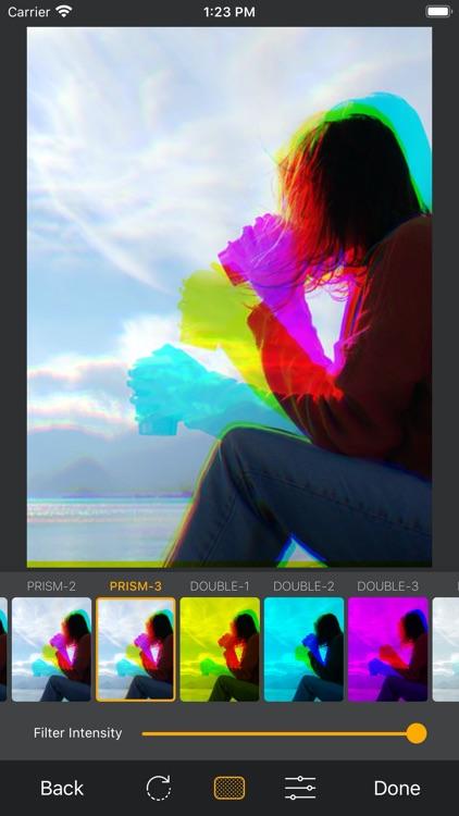 HarrisCamera screenshot-4