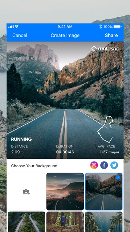 Runtastic Running Tracker PRO screenshot-4
