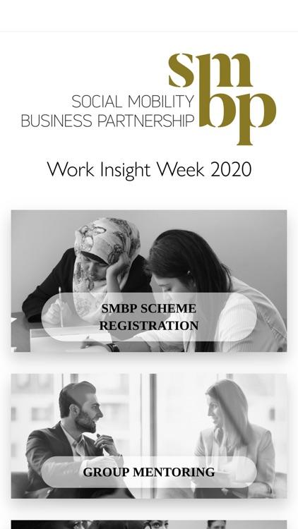 SMBP Student app