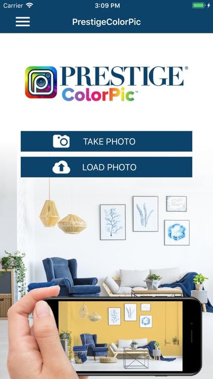 Prestige ColorPic Paint Color