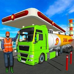 US Fuel Tanker Truck Simulator