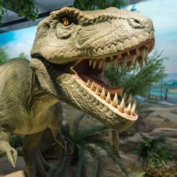 恐龙世界拼图游戏