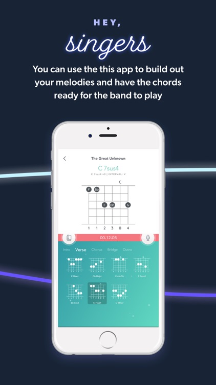 Song: Chord Resolution App screenshot-8
