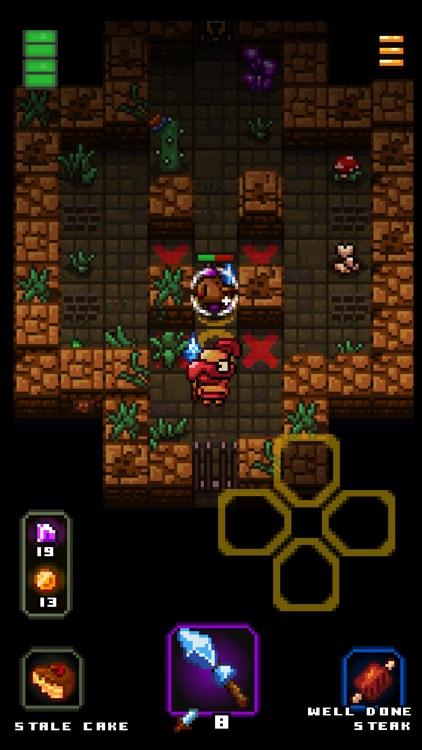 Rogue Grinders - Roguelike screenshot-9
