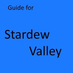 Guide for Stardew Valley