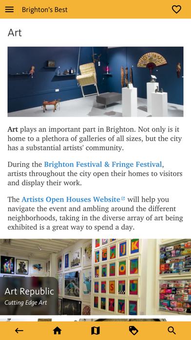 Brighton's Best Travel Guide screenshot 7