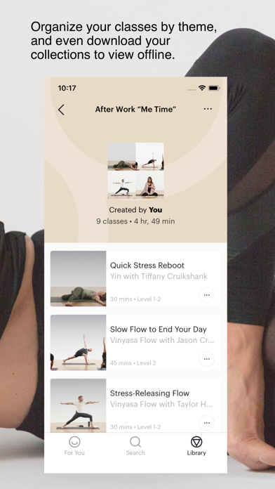 Glo - Yoga and Meditation Screenshot
