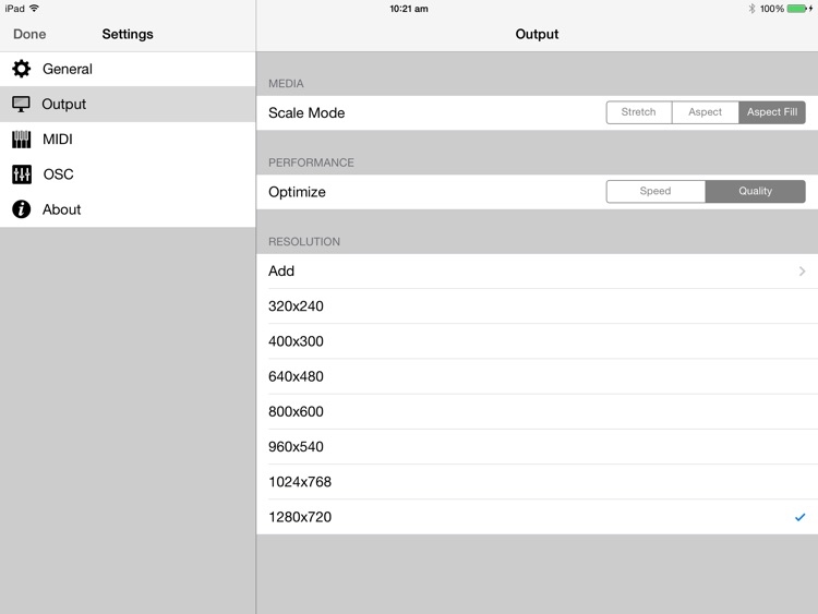 TouchViZ screenshot-4