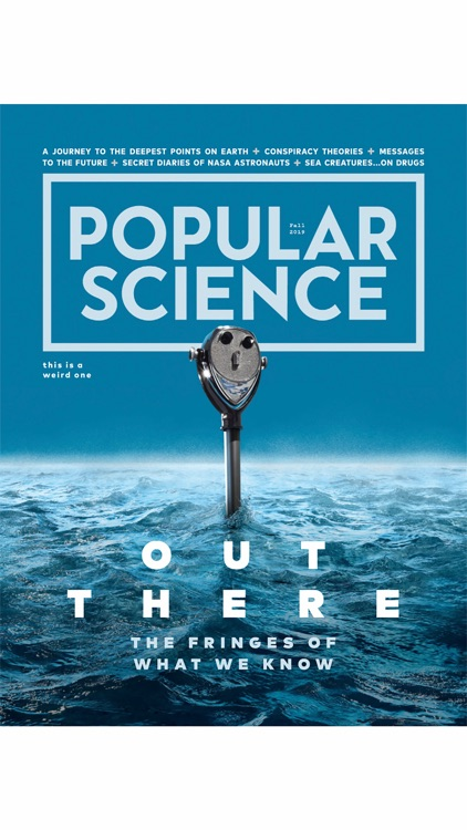 Popular Science screenshot-0