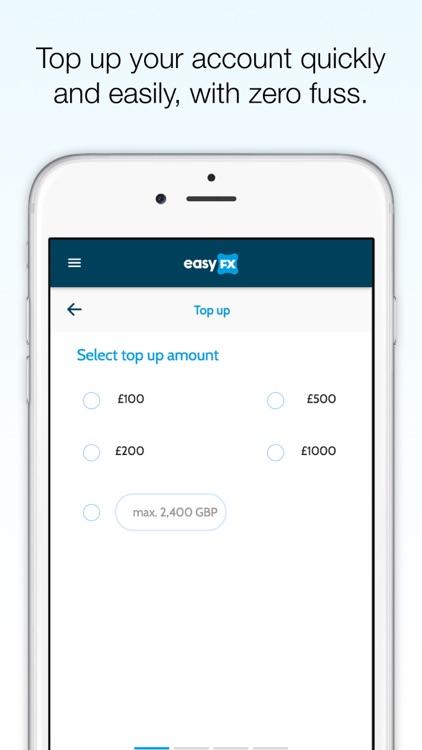 EasyFX Prepaid Card & Account screenshot-4