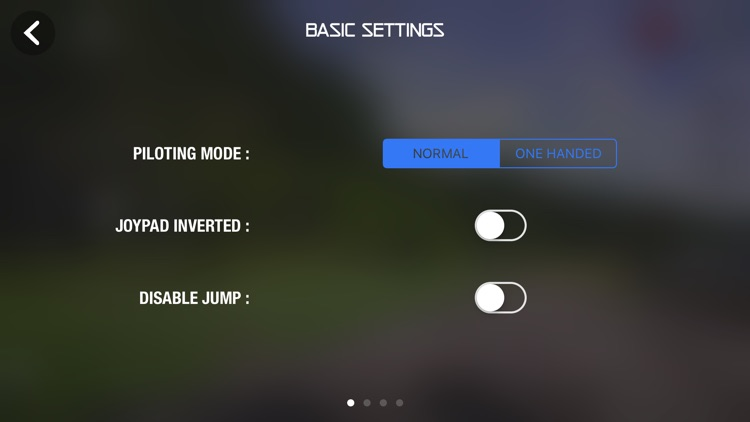 Basic Controller Jumping Night screenshot-4