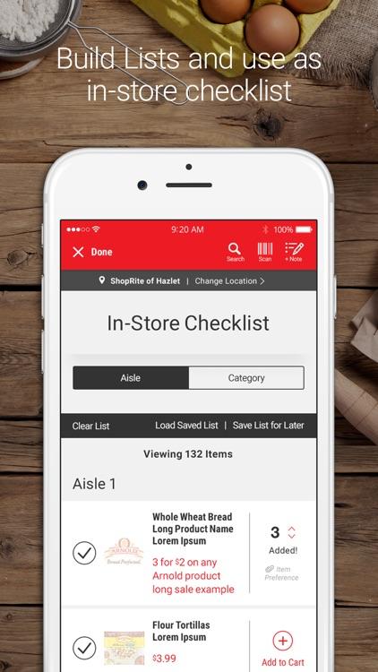 ShopRite screenshot-3