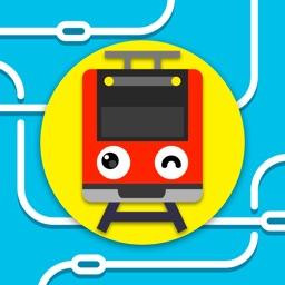 Train Go - Railway Simulator