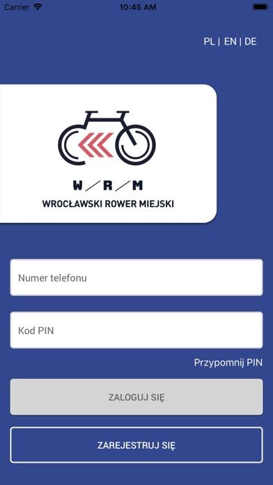 Wrocławski Rower Miejski app image