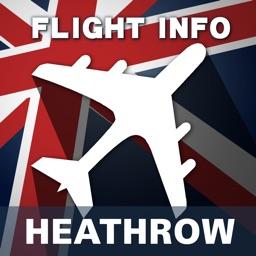 Heathrow Flight Info.