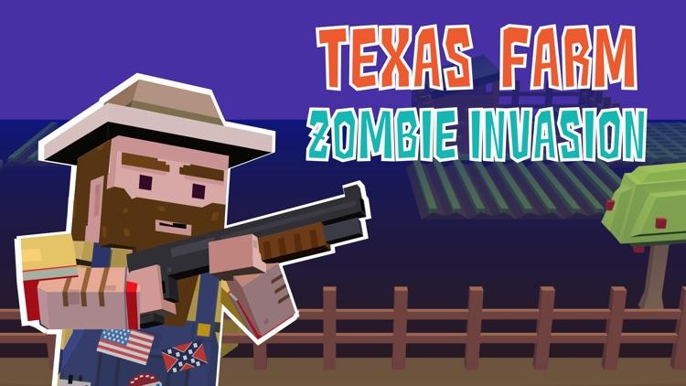 Texas Farm Zombie Invasion screenshot-0