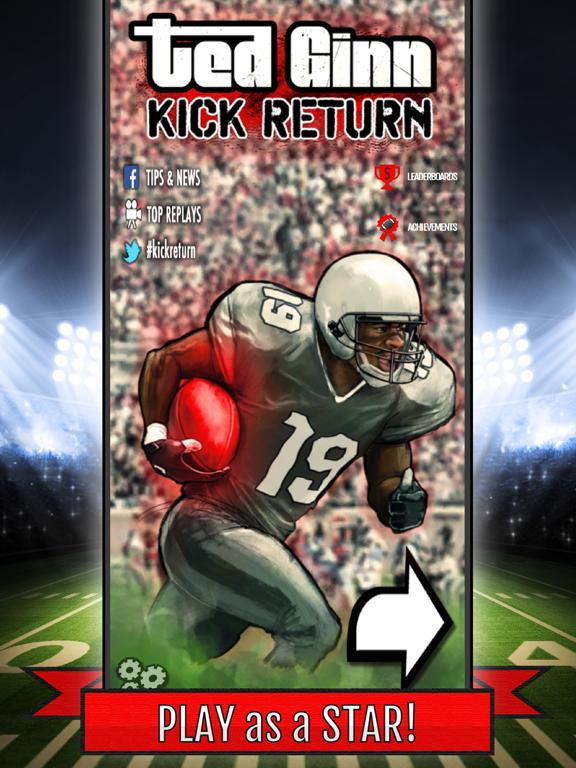Ted Ginn: Kick Return-ipad-4