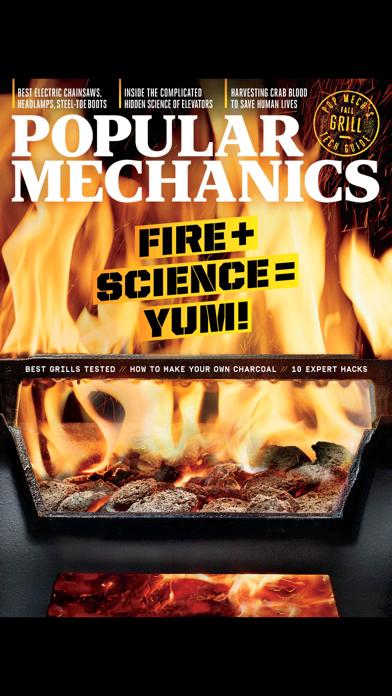 Popular Mechanics Magazine Us review screenshots