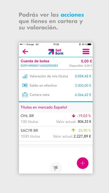 SELF BANK . Tu Banco Móvil