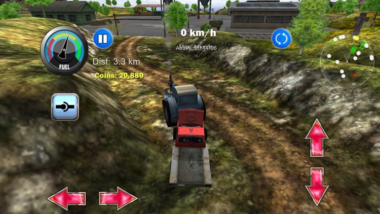 Tractor Farm Driver 3D Farming screenshot-1