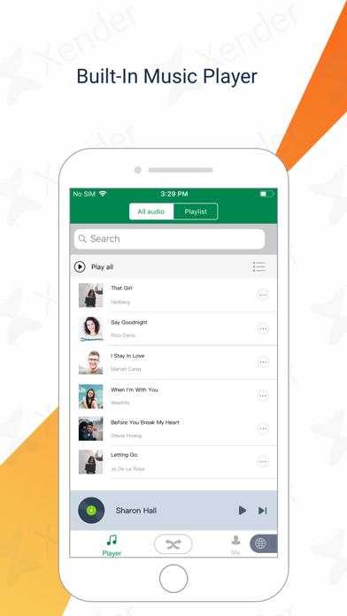 Xender: File Transfer, Sharing iOS Application Version 4 6 5