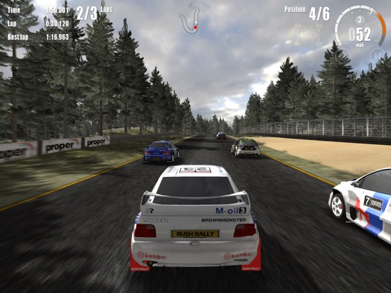 Rush Rally 3 screenshot 14