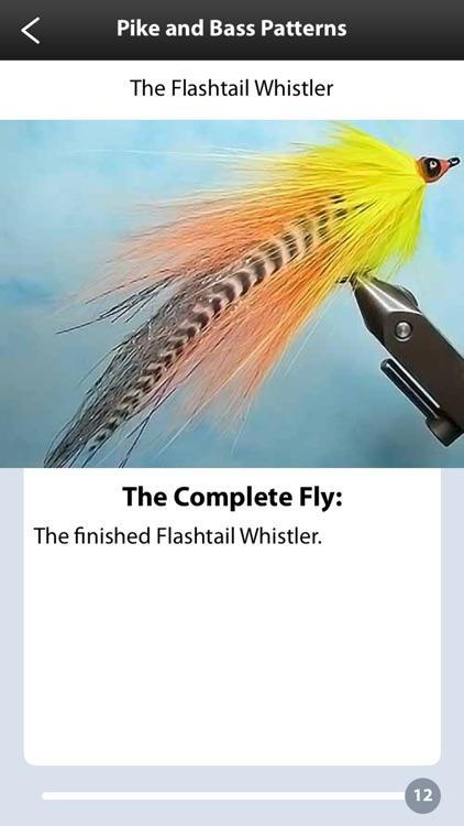 Fly Fishing Guide: Tying Flies screenshot-3