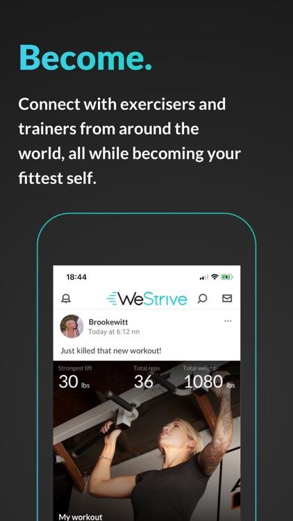 WeStrive screenshot-5