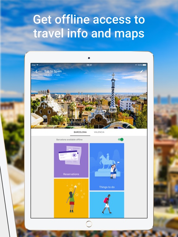 Google Trips – Plan Your Trip screenshot 7