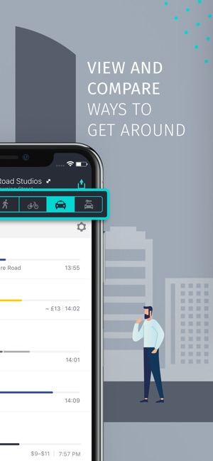 HERE WeGo - City navigation on the App Store