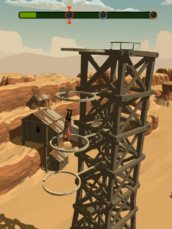 Cowboy Flip 3D screenshot 14