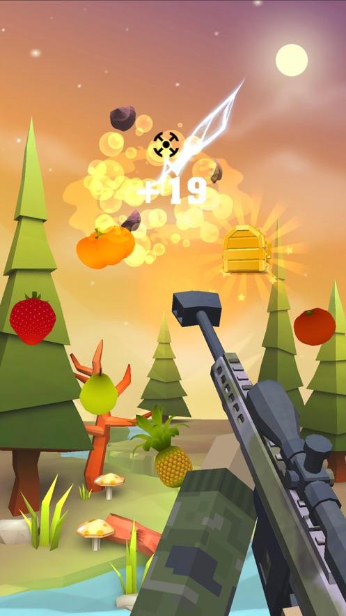 水果大师-水果射击游戏 App 截图