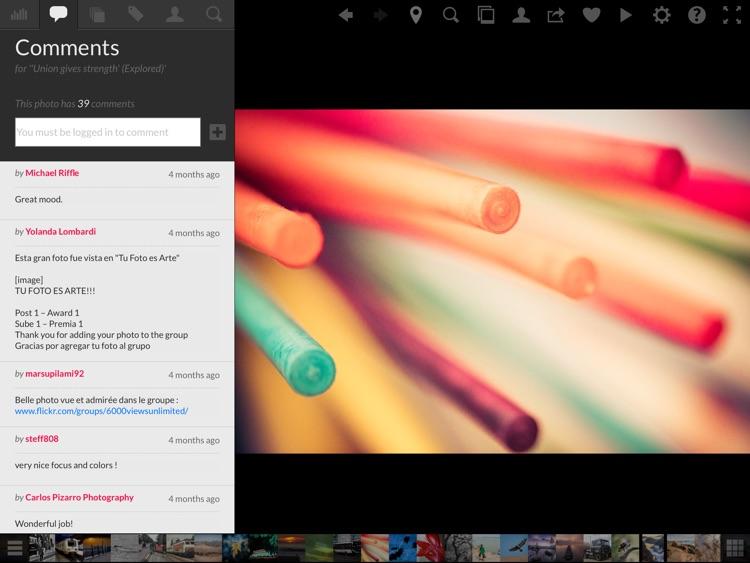 Galleryr Pro for Flickr screenshot-4