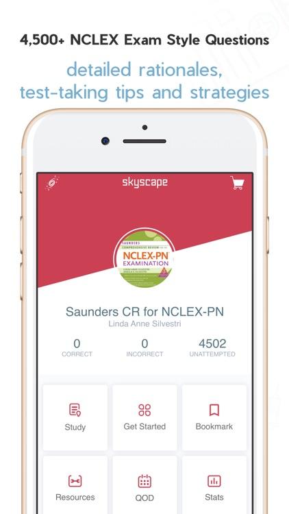Saunders Comp Review NCLEX PN
