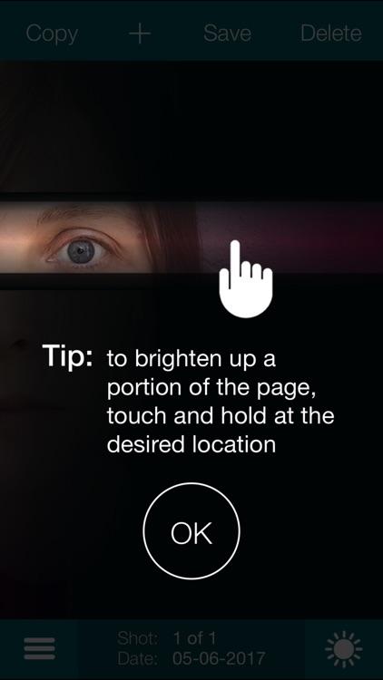 TouchyNotes screenshot-4