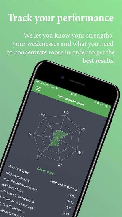 TOEIC® Test-Improve your score screenshot-3