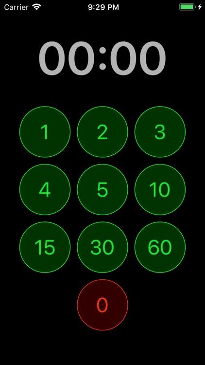Flashlight Timer - Timed Torch screenshot-2