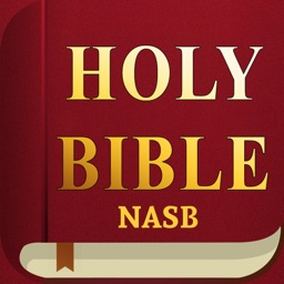 NASB Bible Holy Audio Version.
