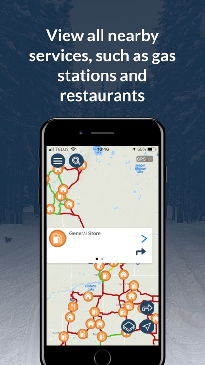 Sask Snowmobile Trails 2019-20