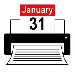 Print Calendar by VREApps