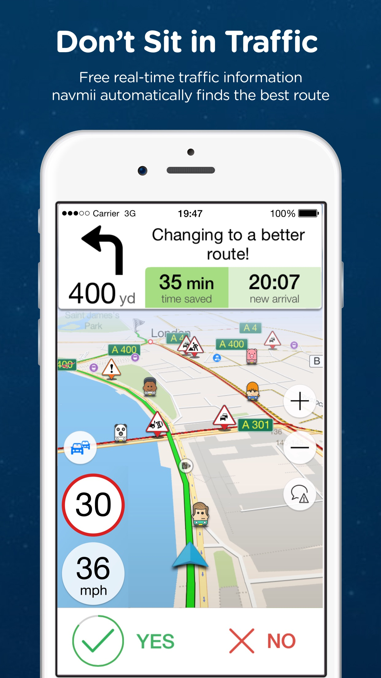 Navmii Offline GPS Screenshot
